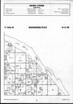Richmond T106N-R5W, Winona County 1990 Published By Farm and Home Publishers, LTD